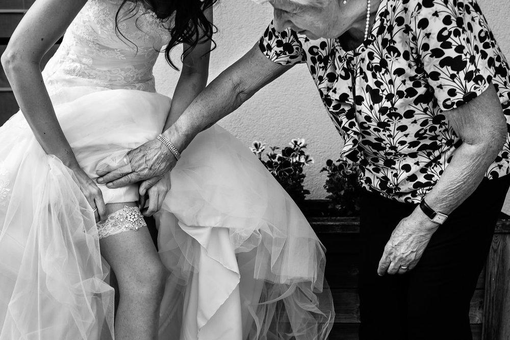 Documentair fotograaf Overijse huwelijk Part of the Vision