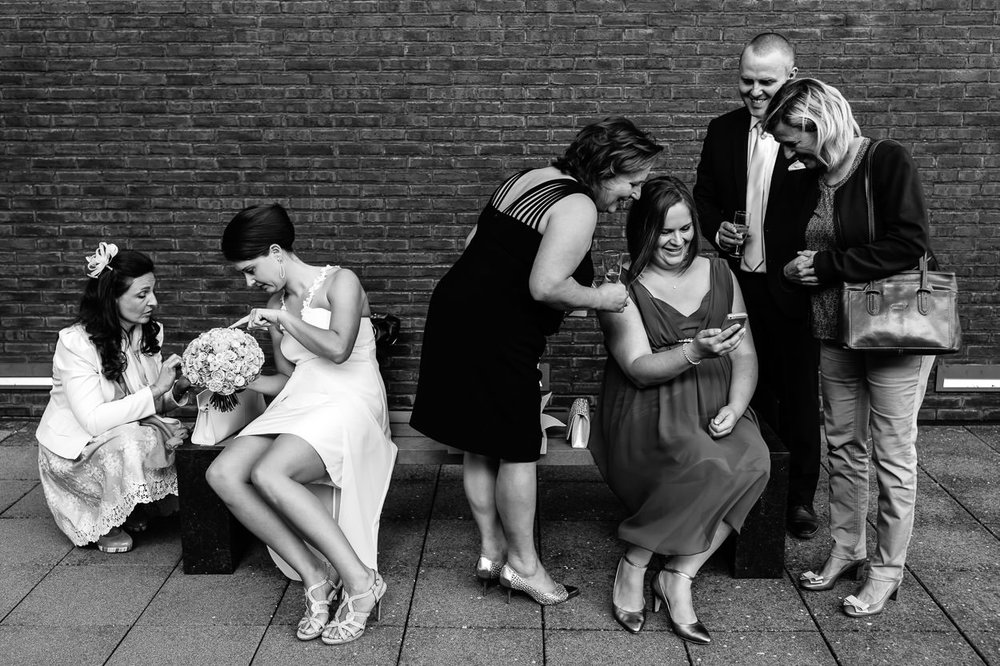 Documentair fotograaf Wichelen huwelijk Part of the Vision