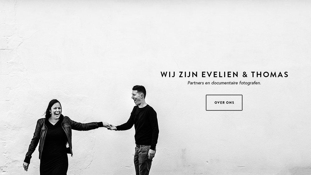 Huwelijksfotograaf Evelien & Thomas Wichelen Part of the Vision fotografie huwelijk