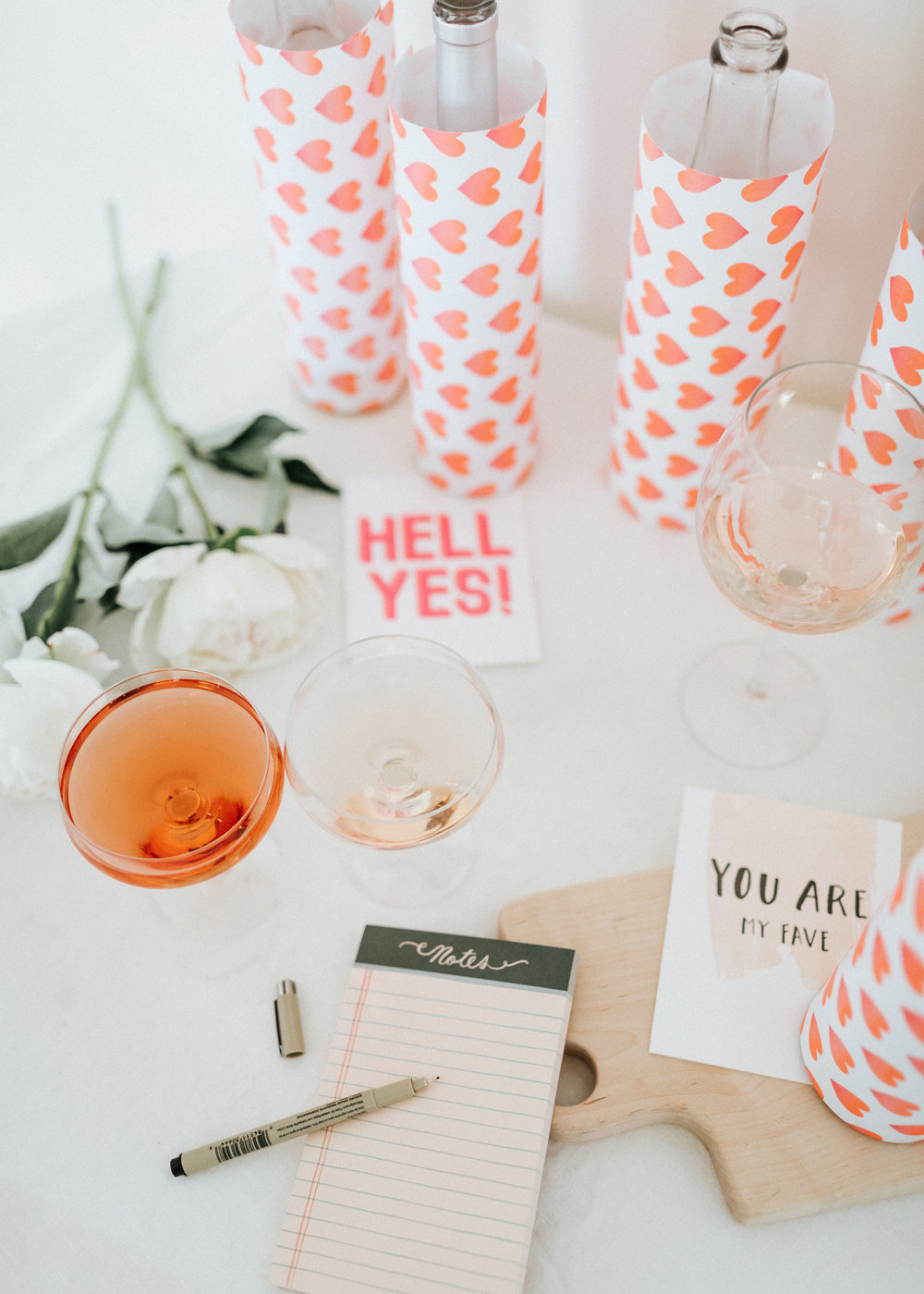 Rosé Tasting Party Ideas | A fun collaboration with Le Roux Kitchen ...