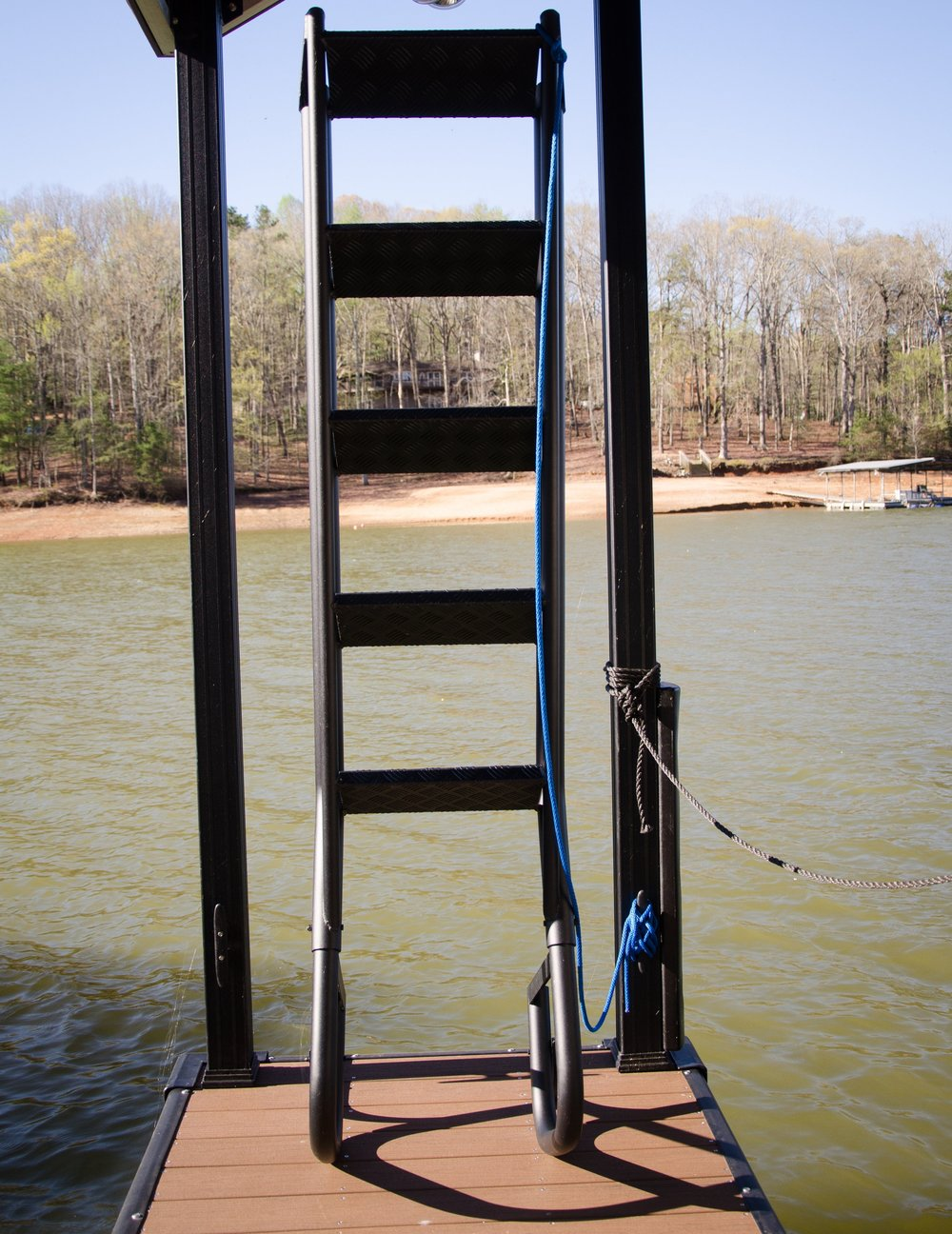 Powder Coated Swim Ladder