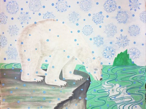 Audubon Series, Polar Bear