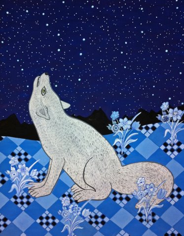 Audubon Series, Wolf