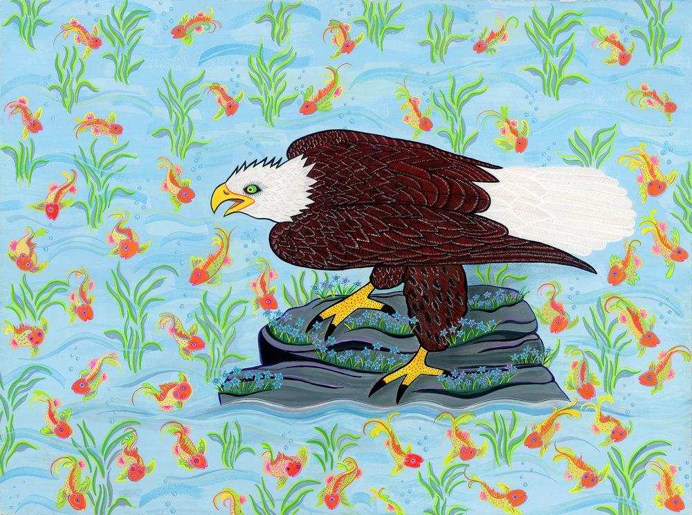 Audubon Series, Eagle