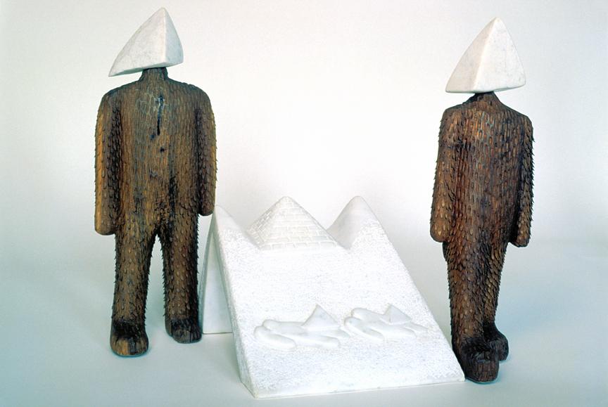 Pyramid Heads