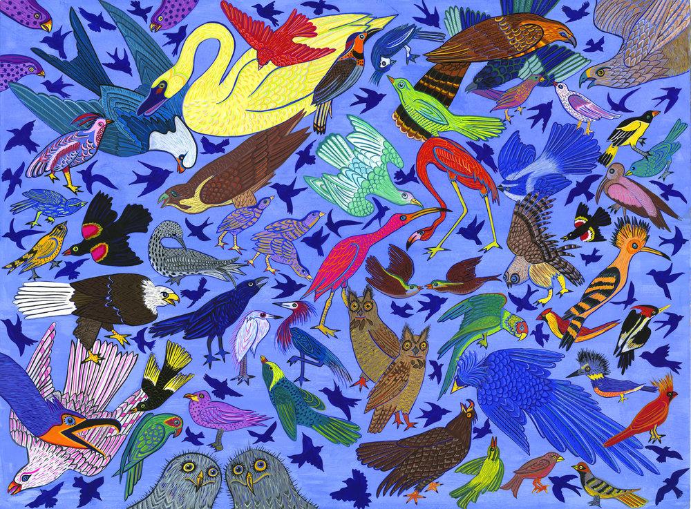 """Beyond Audubon, Dark Sky"""