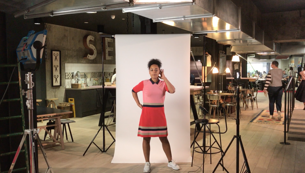 Instagram Video content for Ted Baker  _____  Ted Baker's HQ has a unique atmosphere which I felt wasn't conveyed through their social channels. With a raw and 'behind the scenes' approach we held an in office talent show to showcase both the eccentric individuals and beautiful office space to further humanise the brand.