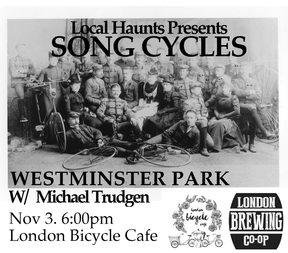 Song Cycles Music Westminster Park Michael Trudgen