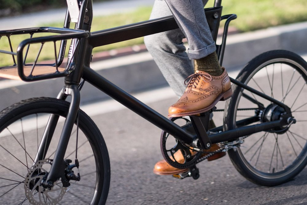 The Pure Cycles Volta. Redefining personal electric transportation in London.