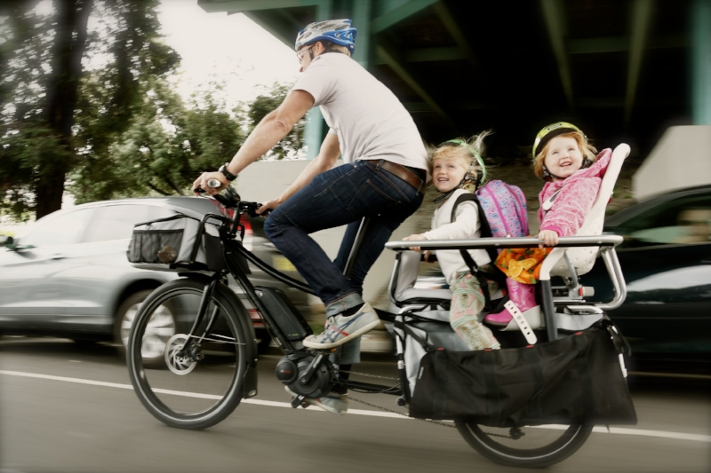 xtracycle kids electric