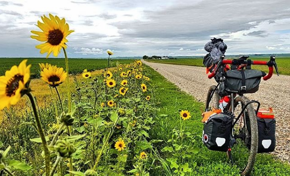 Bike touring, and bike-packing offer a world of adventure. Whether you're riding for half a day to the next town, or for weeks at a time, your bike can create memories that last a lifetime. Photo Credit: Sean Carter