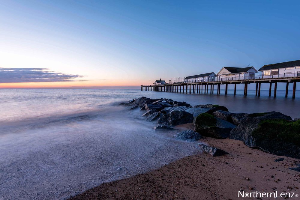 Another day dawns at Southwold  Image Ref: CC06