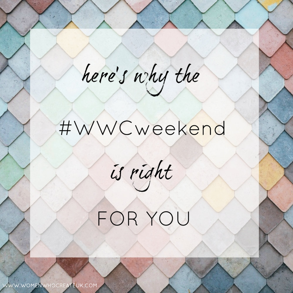 Why The WWC Weekend Event Is Right For You