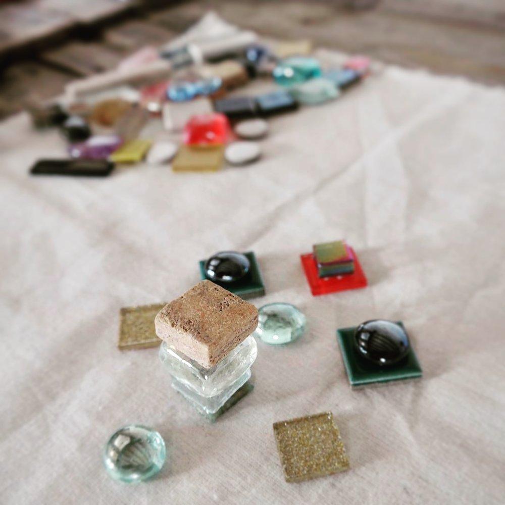 Amy Phipps Magic tiles technique