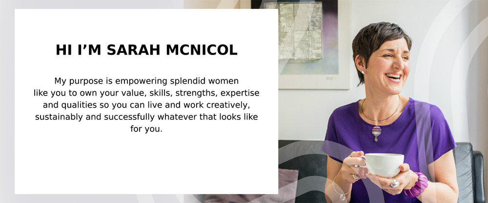 Sarah mcnicol life and business coaching