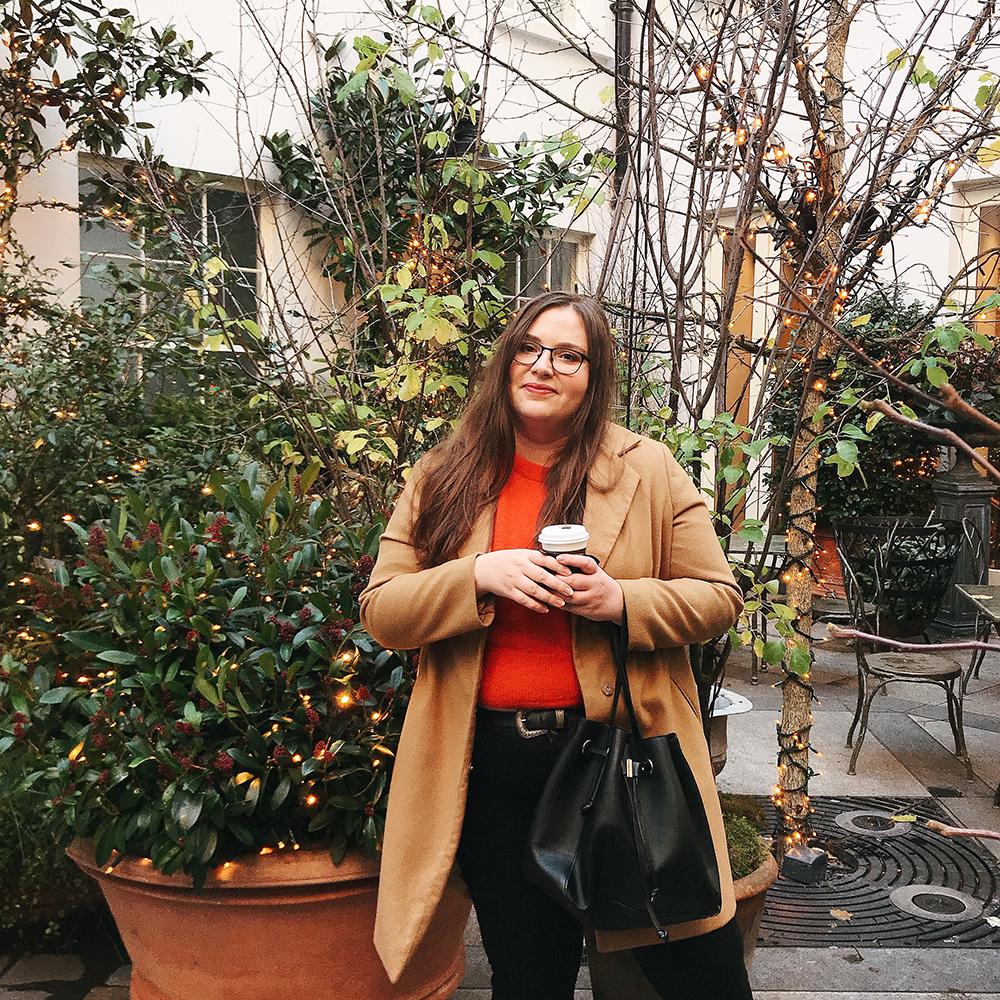 Luiza Sandru Marketing expert
