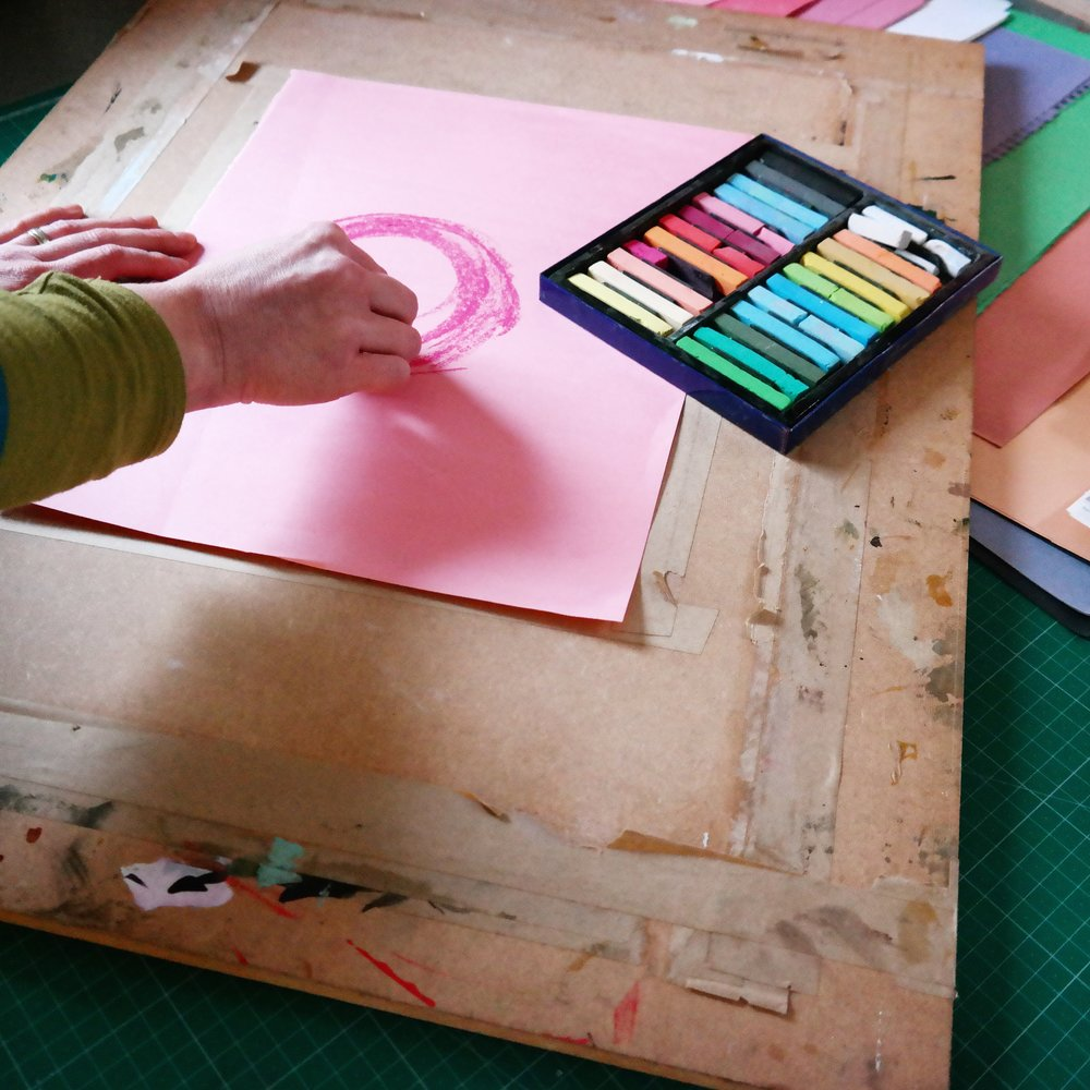 person centred art therapy skills for coaching