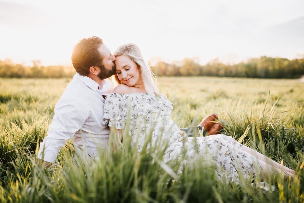 Anna | Maternity Session in Franklin TN -