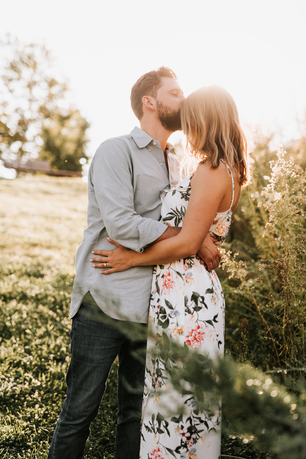 nashville lifestyle engagement photographer