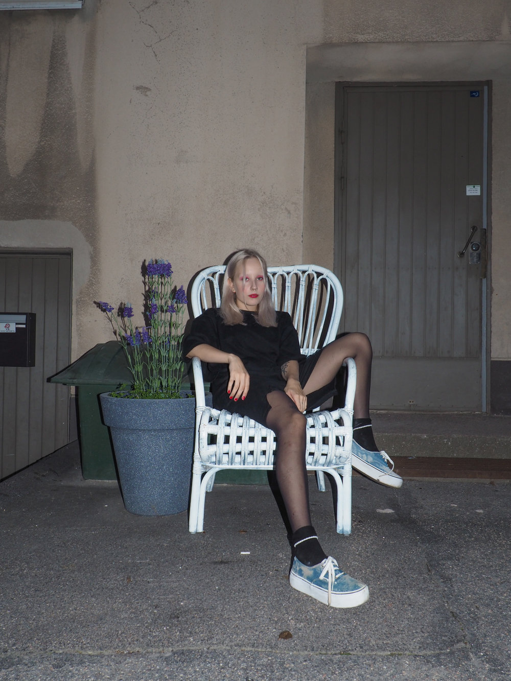 Vaffa - A new grim streetwear label emerges from rural Finland