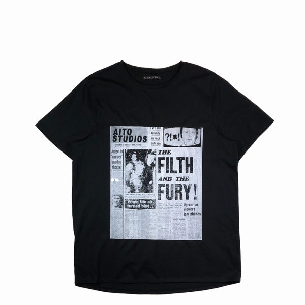 Aito Studios Filth & Fury Tee