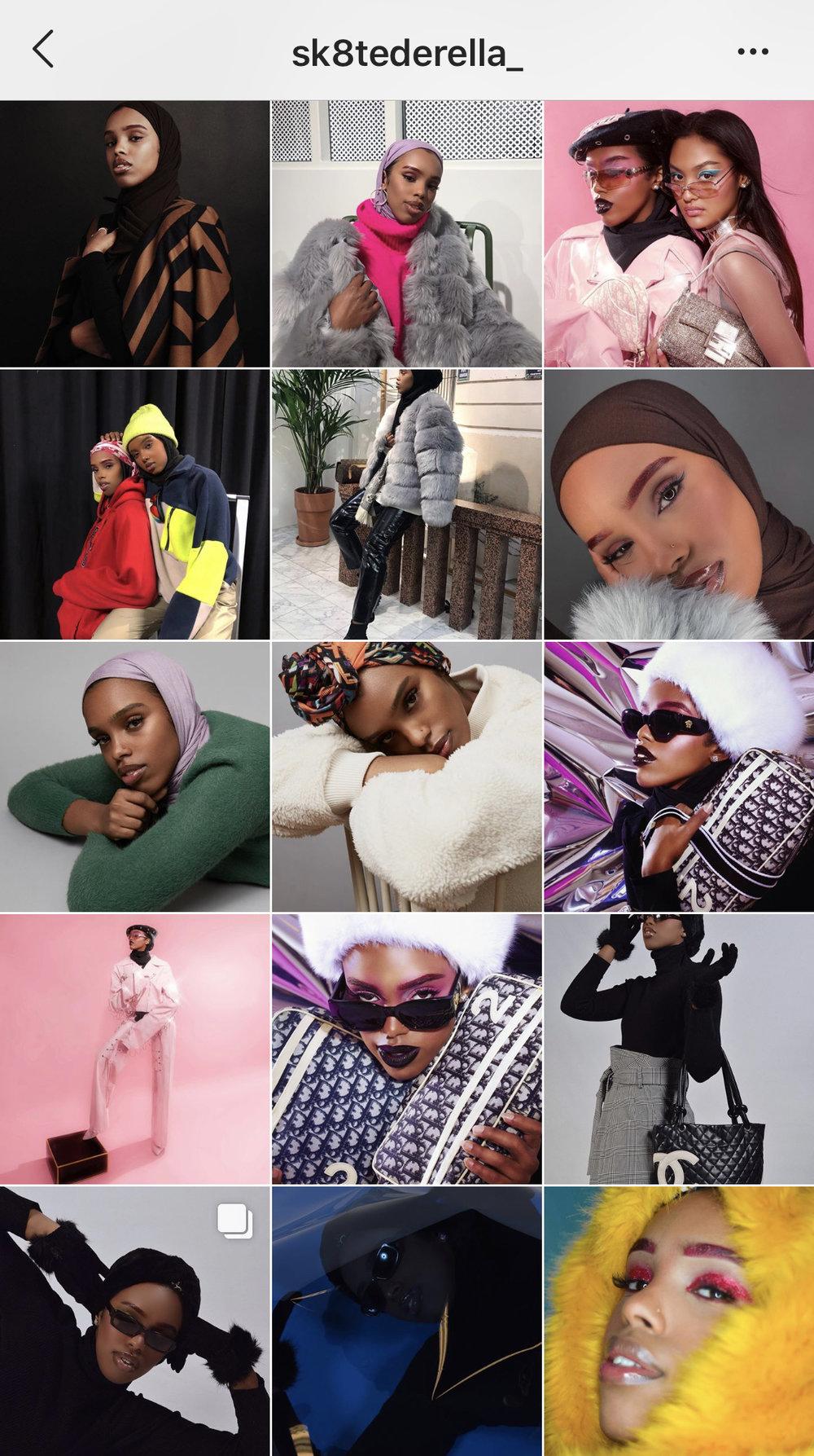 Sahra-Abokoron-Instagram-Feed