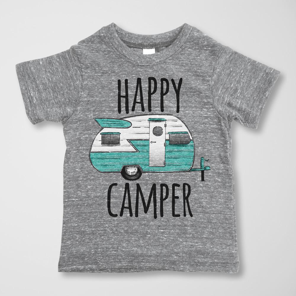 Happy Camper Tee -  $15.00