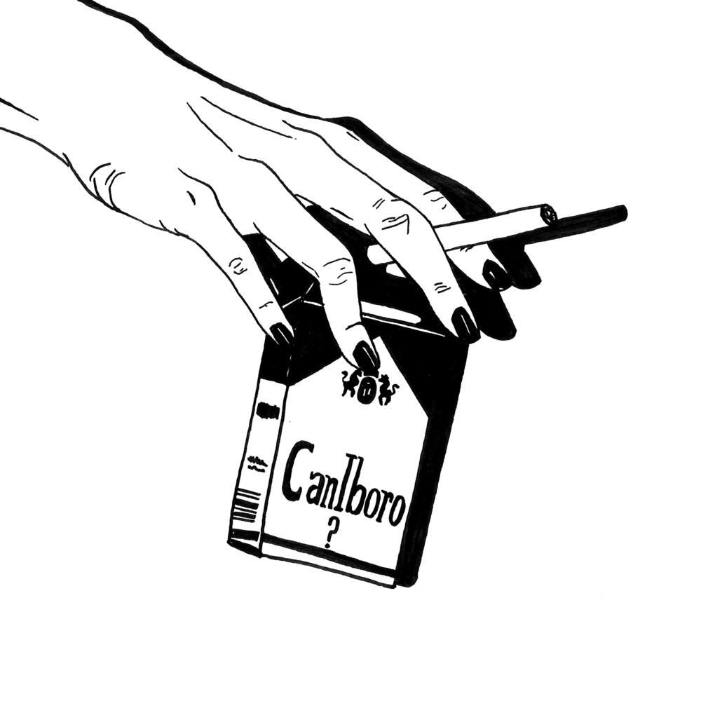 Can I boro?  Illustration