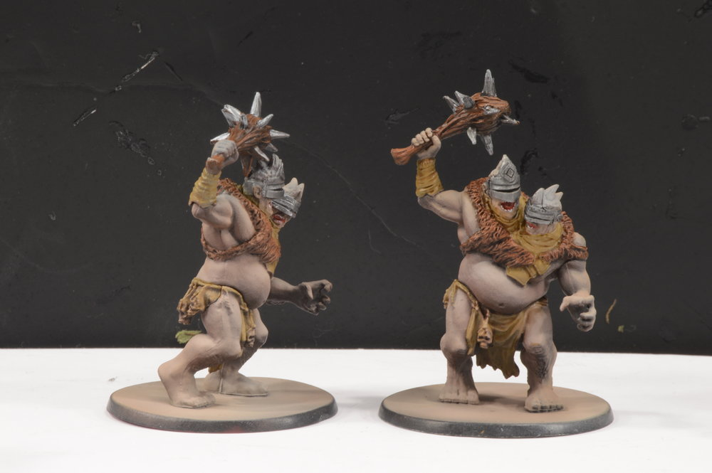 Descent 2nd Edition Two Headed Ogre Guy