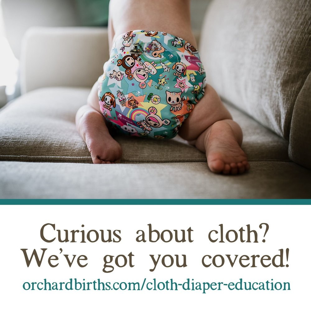 Cloth Diaper Education