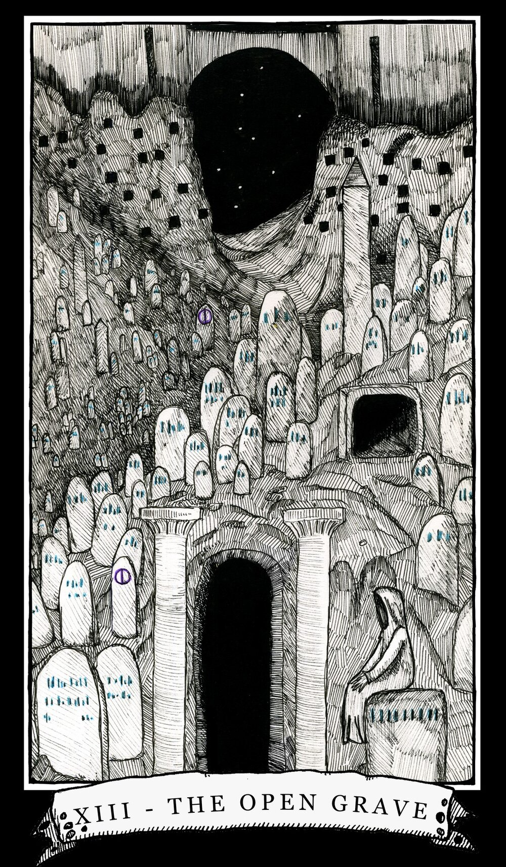 The Grave City of Culumnon