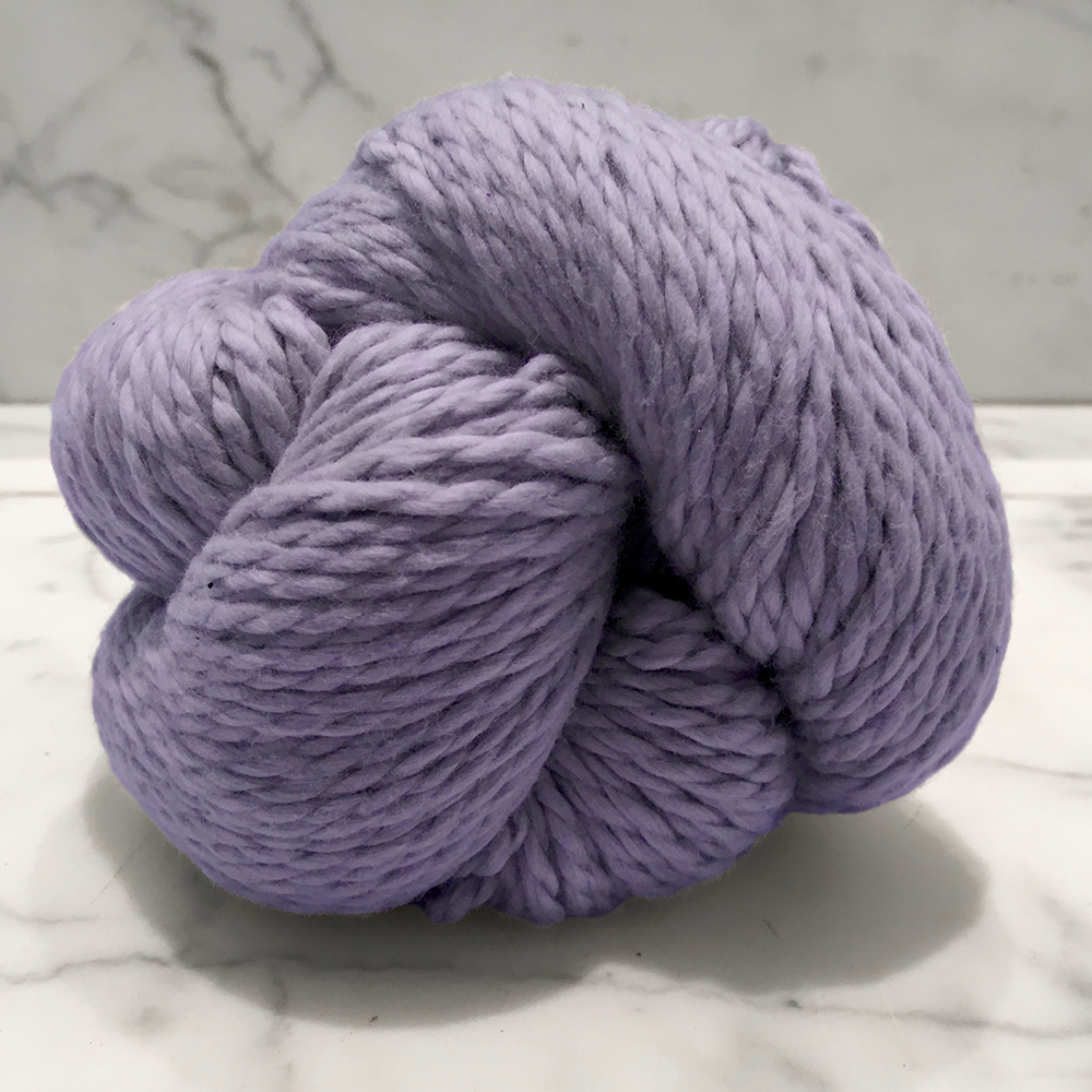 Blue Sky Fibers Organic Cotton<br><strong>Thistle</strong><br>.