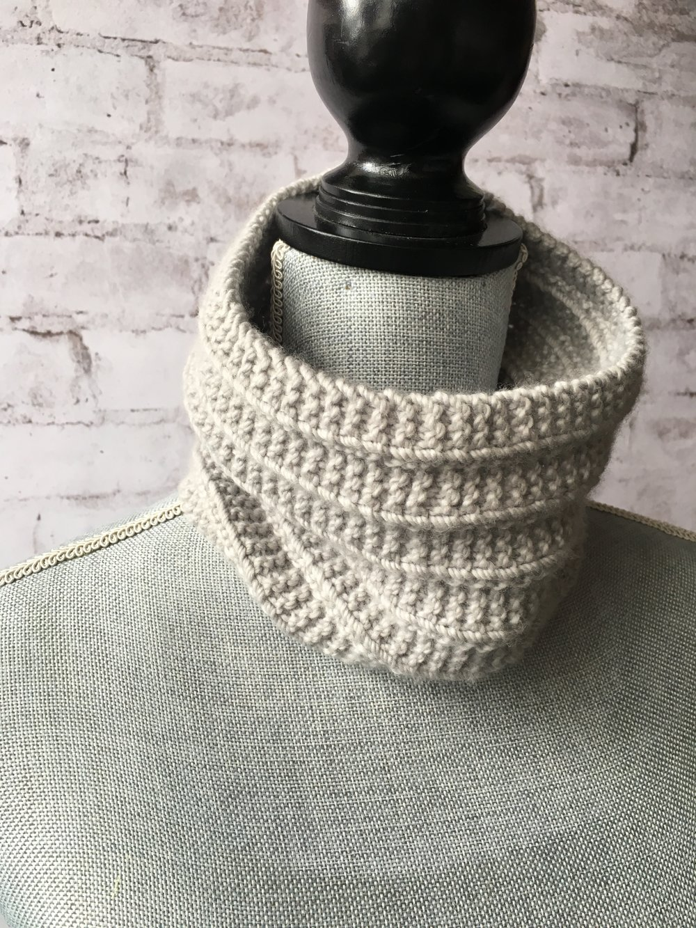 Copy of  Athena's Collar<strong>Free Pattern</strong>