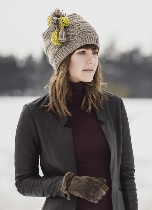 Pattern Tonka Bay Toque The Perfect Blend Online Inc