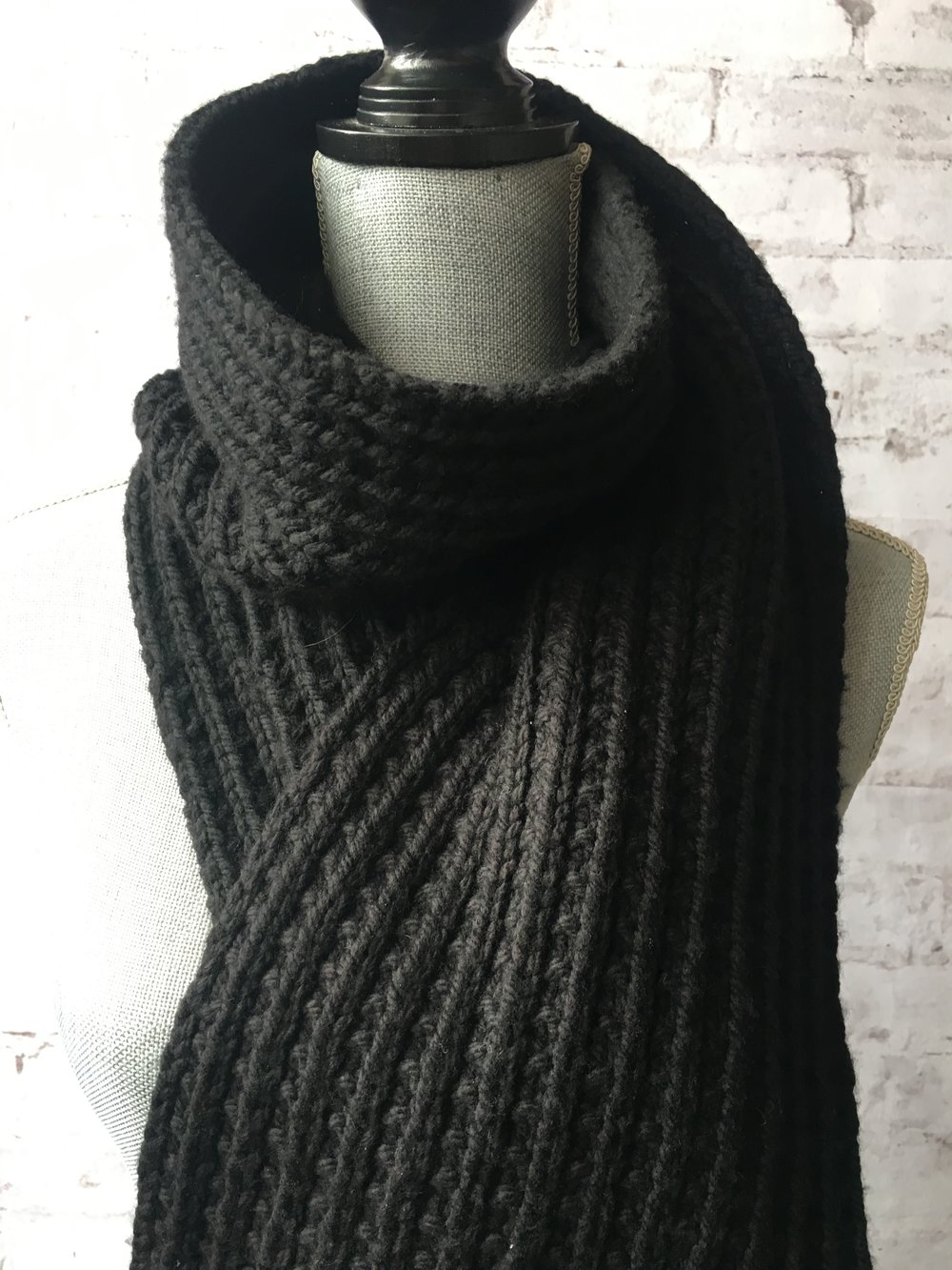 The Hudson River Scarf<strong>.</strong>