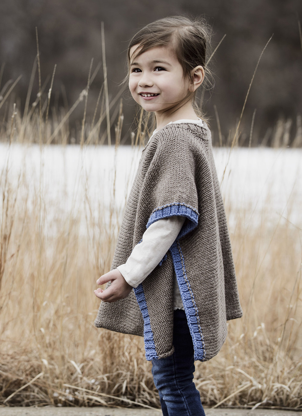 Spud & Chloe <strong>Puddle Jumper Poncho Pattern<br>$9.00</strong>