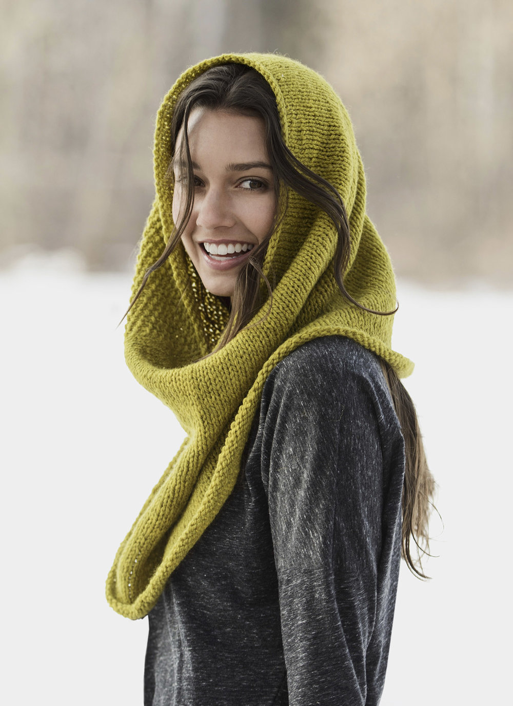 <strong>Trident Snood Pattern</strong>