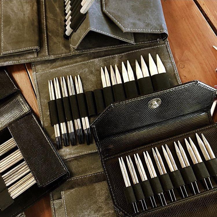 Driftwood Needle Set