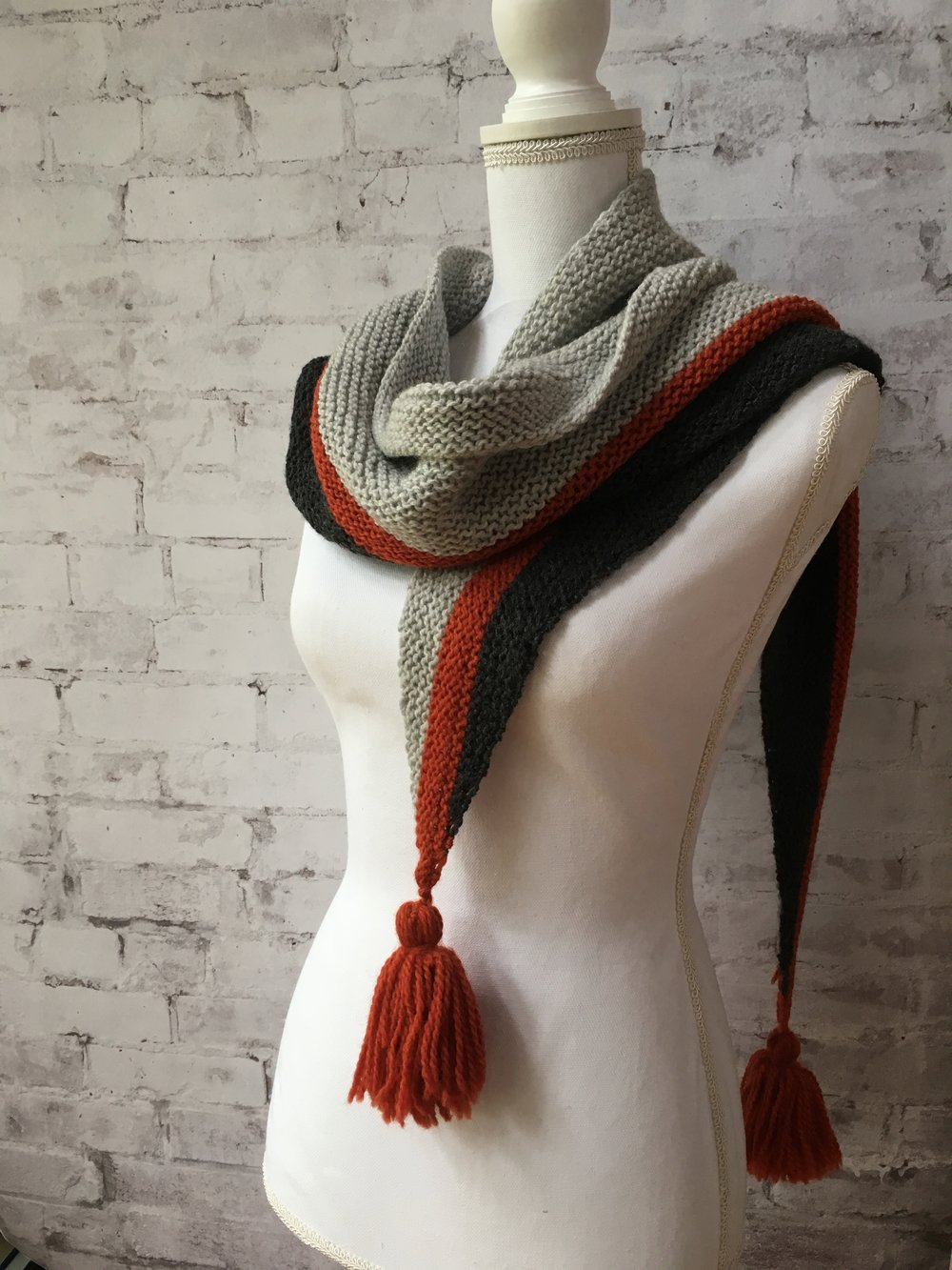 Bell Pull Scarf Kit