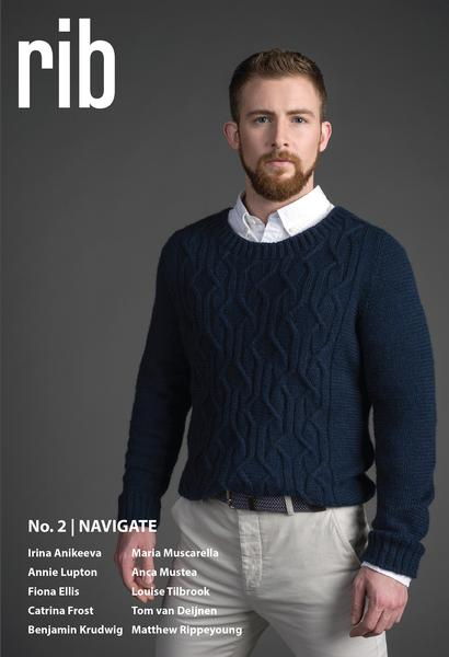 <strong>Rib Magazine<br></strong>Issue No. 2: NAVIGATE
