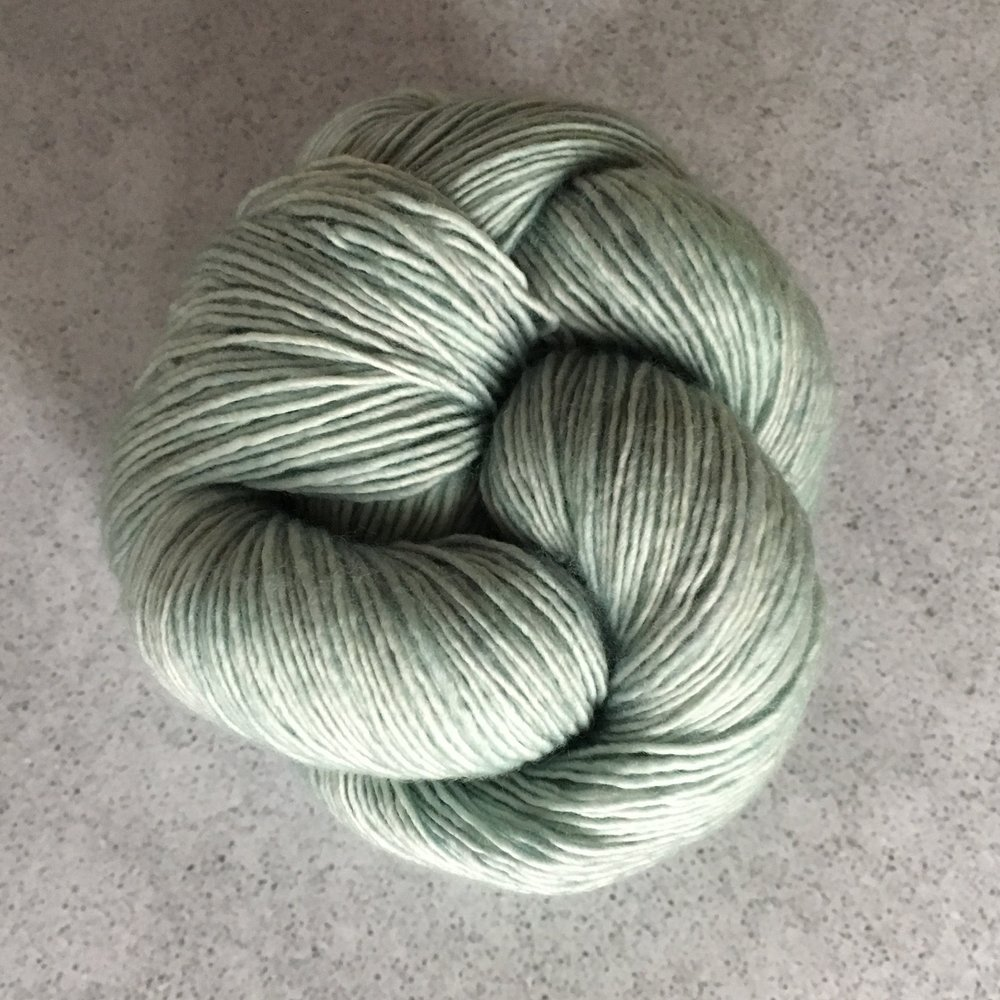 Madelinetosh Merino Light<strong>Silver Leaf</strong>