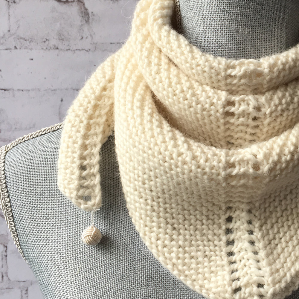<strong>Dovetail Scarf (Worsted) Kit</strong><br>$43.00<br>.