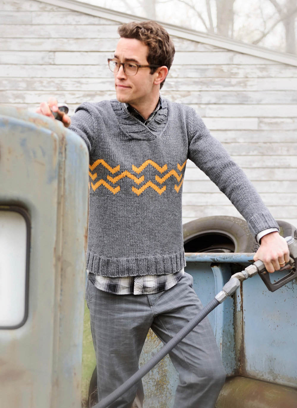<strong>Charlie Sweater Pattern</strong><br>.<br>.