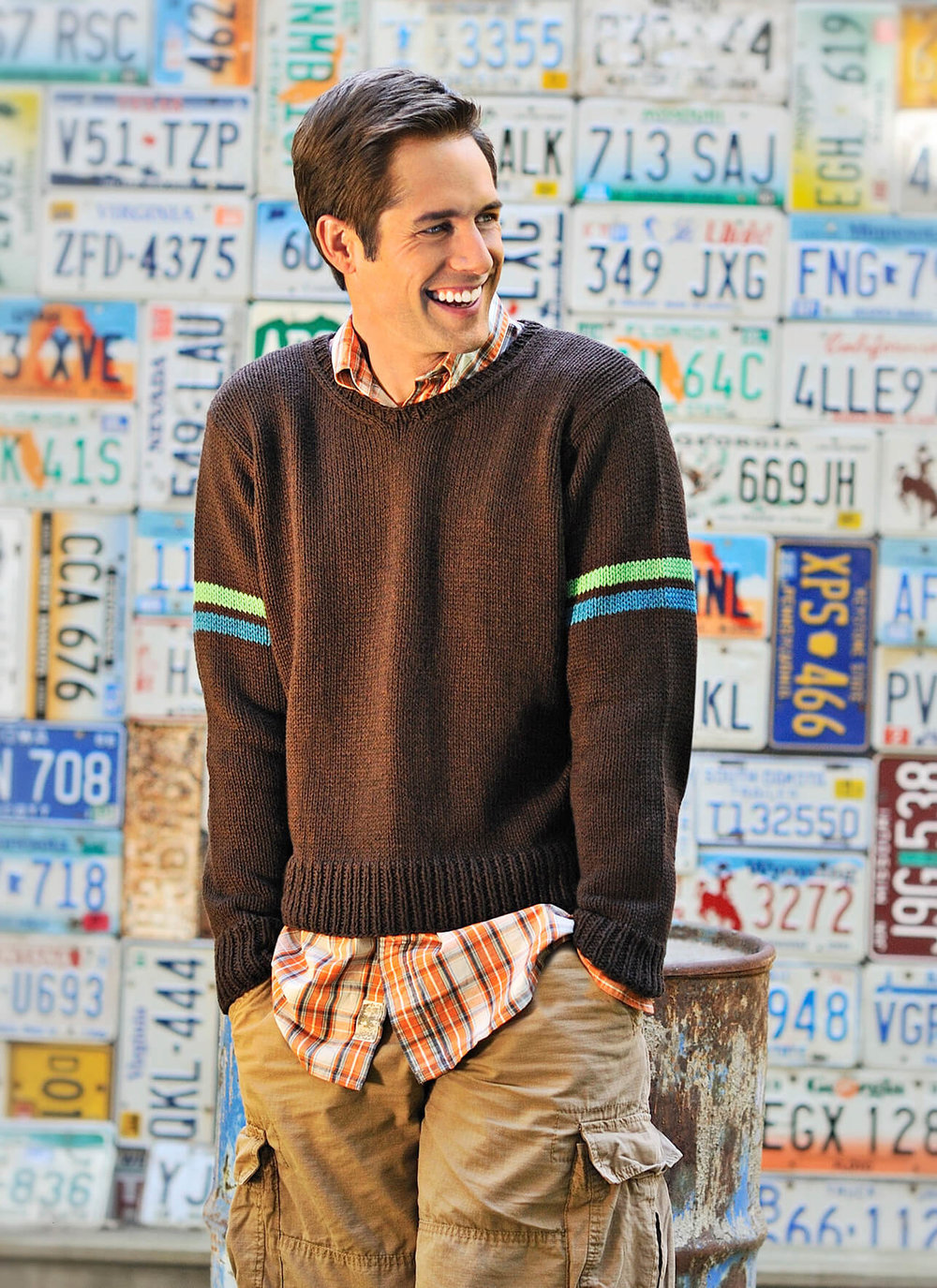 <strong>Jersey Pullover Pattern</strong><br>.<br>.