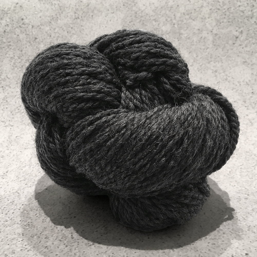 Blue Sky Fibers Woolstok<br><strong>Cast Iron</strong><br>.