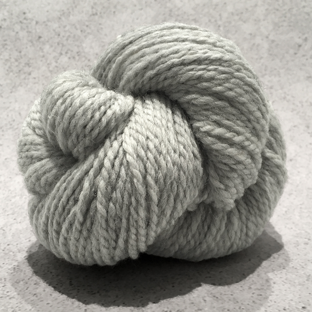 Blue Sky Fibers Woolstok<br><strong>Gray Harbor</strong><br>.