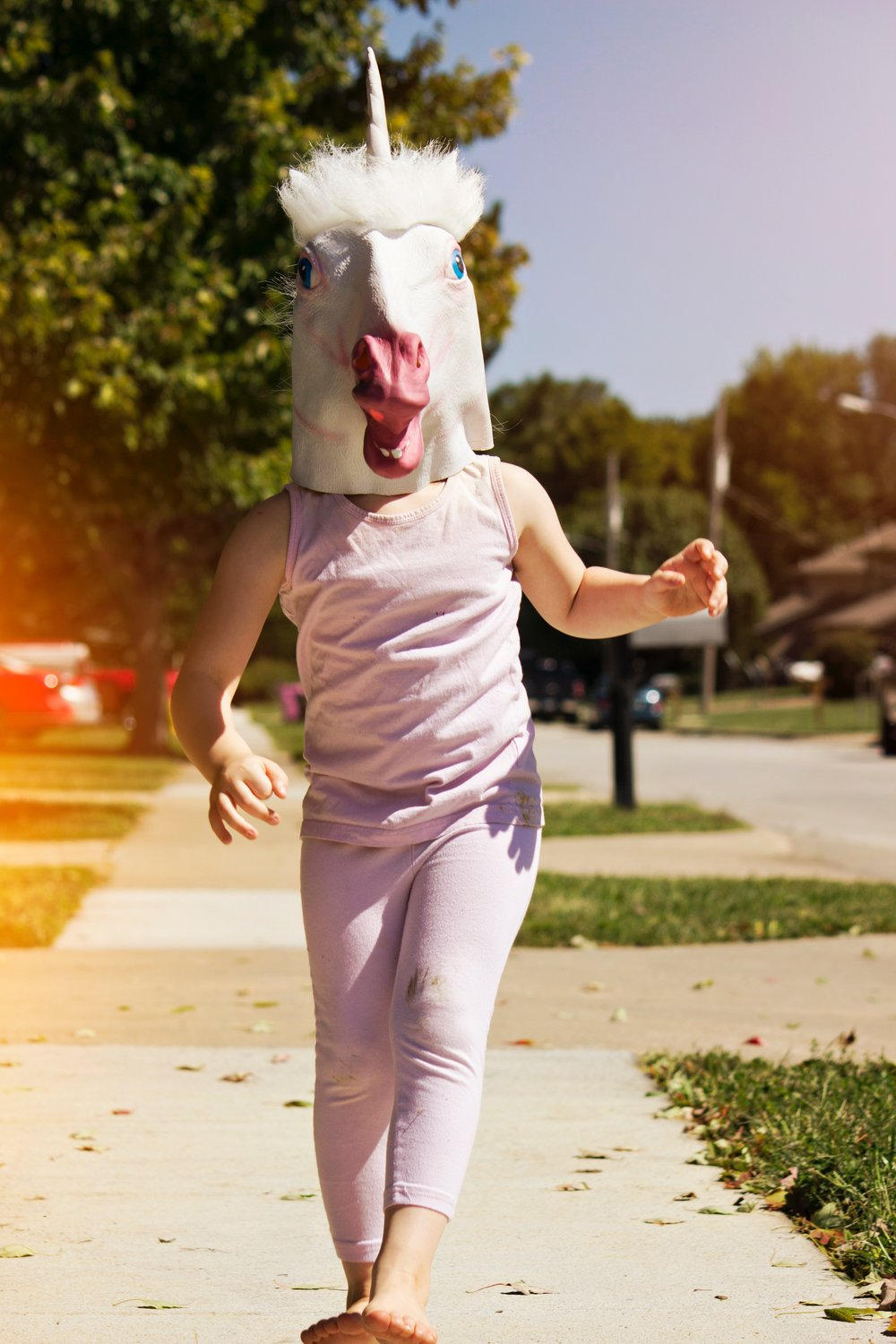 Who says unicorns aren't real?