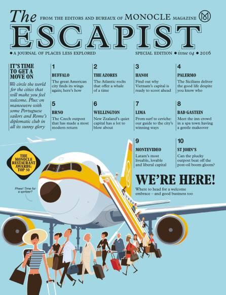 THE ESCAPIST | 2016