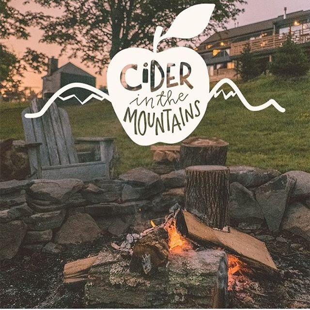 This weekend @scribnerslodge and @scribnersprospect will host their first annual Cider in the Mountains Festival. Tickets for the festival include tastings from cider purveyors from upstate New York and beyond, a seasonal lunch by Prospect at Scribner's, live music, and lawn games on Scribner's new bluestone patio surrounded by the Catskill Mountains!