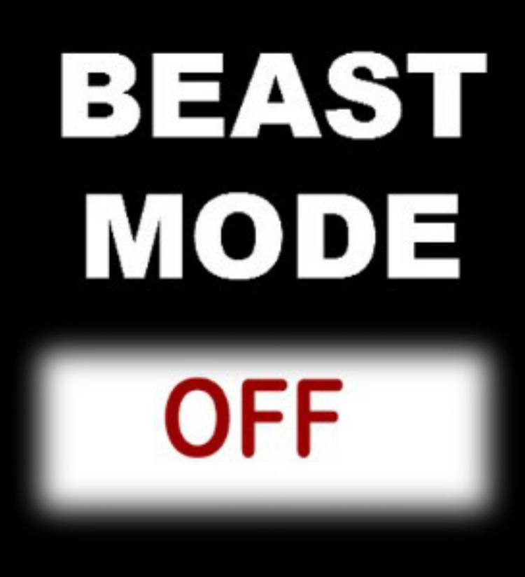 it s not about beast mode all day every day rjc strength and